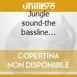 Jungle sound-the bassline strikes back cd musicale