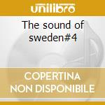 The sound of sweden#4 cd musicale