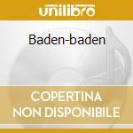 Baden-baden cd musicale di Michaela Melian