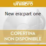 New era:part one cd musicale di Derdian
