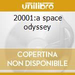 20001:a space odyssey cd musicale di Fan club orchestra japan