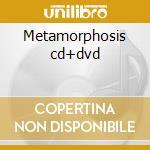 Metamorphosis cd+dvd cd musicale di Ghost