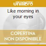 Like morning in your eyes cd musicale di Misc.