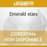 Emerald stars cd musicale di Susanne Brokesch