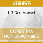 1-3 3cd boxset cd musicale di Supersilent