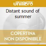 Distant sound of summer cd musicale di Yokota Susumu