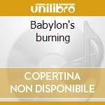 Babylon's burning cd musicale