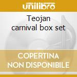 Teojan carnival box set cd musicale