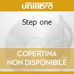 Step one cd musicale