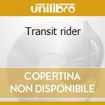 Transit rider cd musicale di Fables Faun