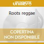 Roots reggae cd musicale di Johnny Clarke