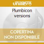 Plumbicon versions cd musicale di Monolake