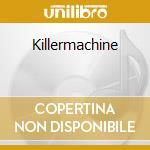Killermachine cd musicale di Codec & flexor