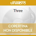 Three cd musicale di Phantom/ghost