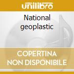 National geoplastic cd musicale di Crackers Animal