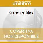 Summer kling cd musicale di F.s.blumm