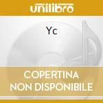Yc cd musicale di Capra Yellow