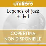 Legends of jazz + dvd cd musicale di Ramsey Lewis