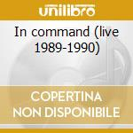 In command (live 1989-1990) cd musicale di Annihilator