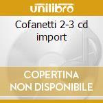 Cofanetti 2-3 cd import cd musicale di Sme