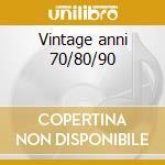 Vintage anni 70/80/90 cd musicale di Artisti Vari