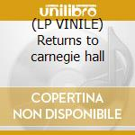 (LP VINILE) Returns to carnegie hall lp vinile di Harry Belafonte