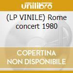 (LP VINILE) Rome concert 1980 lp vinile di Talking Heads