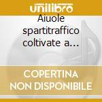 Aiuole spartitraffico coltivate a grano cd musicale di Jocelyn Pulsar