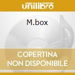 M.box cd musicale di Cd promo 3.00