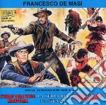 Francesco De Masi Western Soundtracks cd musicale di O.S.T.