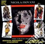 Bertoldo, Bertoldino E Cacasenno / Il Profumo Della Signora In Nero cd musicale di O.S.T.