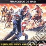 Il Ranch Degli Spietati /Una Bara Per Lo Sceriffo cd musicale di O.S.T.