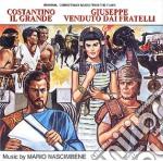 Giuseppe Venduto Dai Fratelli/Costantino Il Grande cd musicale di O.S.T.