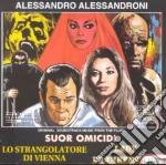 Suor Omicidi/Strangolatore Di Vienna/Lady Frankenstein cd musicale di O.S.T.