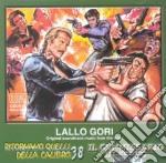 Ritornano Quelli Della Calibro 38/Il Commissario Di Ferro cd musicale di O.S.T.