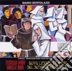 Fratello Homo, Sorella Bona/ Beffe Licenze Et Amori Del Decamerone Segreto cd musicale di O.S.T.
