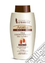 AROMA RICH Levasmalto per unghie oleoso senza acetone cosmetico