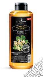 "Shampoo ""CAMOMILLA & LIME"""