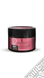 100% SPA BODY MOUSSE cosmetico