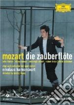 Wolfgang Amadeus Mozart. Il flauto magico. Die Zauberflöte film in dvd di Martin Kušej