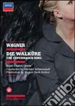 Richard Wagner. Die Walkure. La valchiria film in dvd
