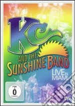 KC and The Sunshine Band. Live In Miami film in dvd