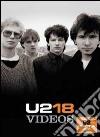 U2. 18 Videos dvd