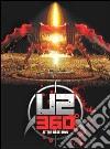 U2 - 360 At The Rose Bowl dvd