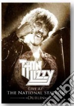 Thin Lizzy. Live At the National Stadium Dublin film in dvd di Lizzy Thin