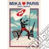 Mika - Mika Love Paris dvd