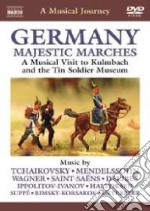 A Musical Journey. Germany. Majestic Marches film in dvd di Miscellanee