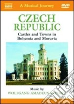 Czech Republic: Castles and Towns in Bohemia and Moravia. A Musical Journey film in dvd