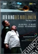 Richard Wagner. Der Ring des Nibelungen (Cofanetto 7 DVD) film in dvd