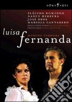 Luisa Fernanda film in dvd